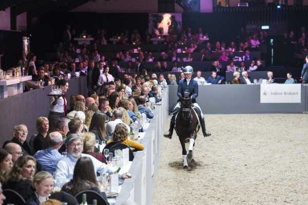 Excellent Dressage Sales in an adapted form