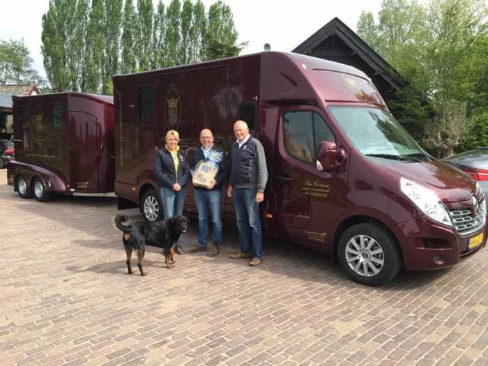 Anemone Horse Trucks, the mobility partner in equestrian sports